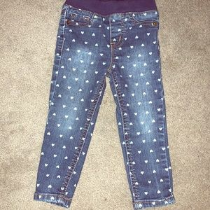 Cat & Jack Girls Jeggings 2T